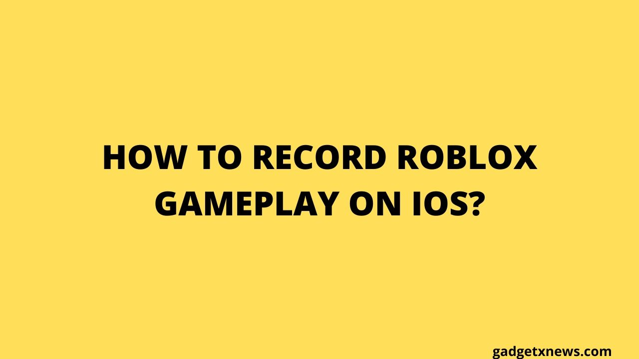 record roblox