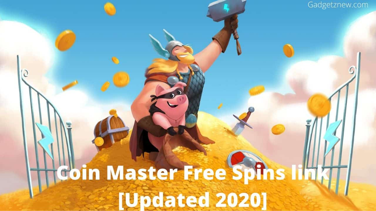 Daily Coin Master free Spin
